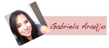 Assinatura Gabriela